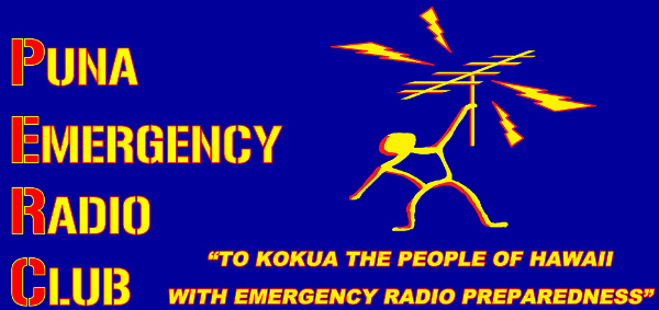 Puna Emergency Radio Club